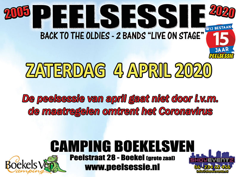 Peelsessie 
