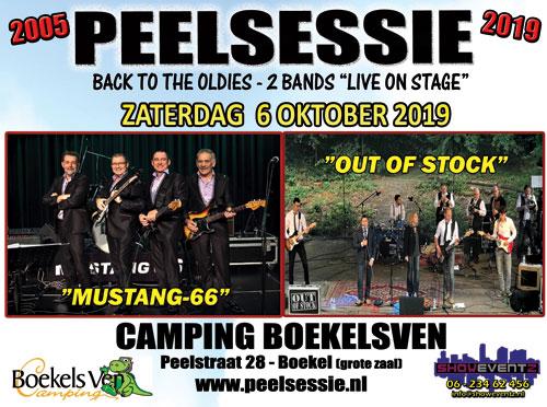 Peelsessie okt 2019